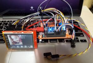 mbed NXP LPC1768+☆board Orange
